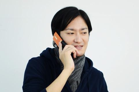 ホームページでも電話で問い合わせがあります
